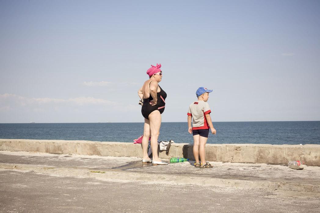 Jours heureux à Odessa