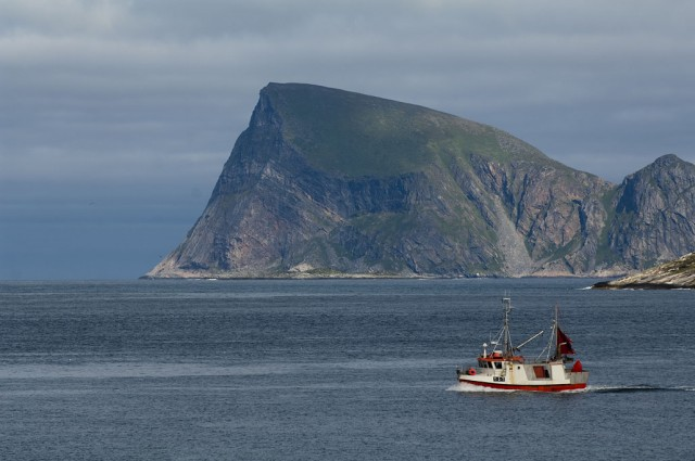 La Norvège en long et au large
