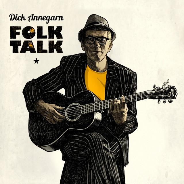 Dick ANNEGARN - Folk talk