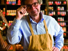 Olivier Roellinger, cuisinier corsaire