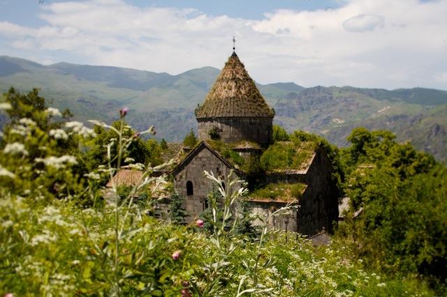 Saveurs mêlées d'Arménie