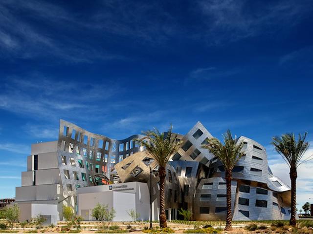 Complètement Gehry à Las Vegas