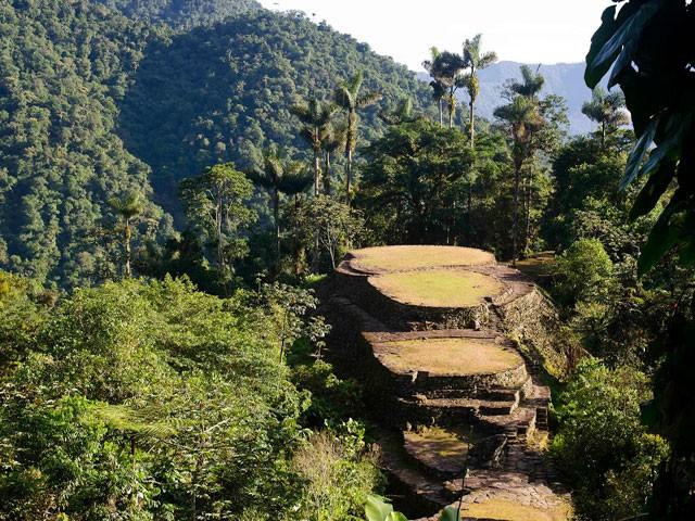 Colombie : les aventuriers de la cité perdue