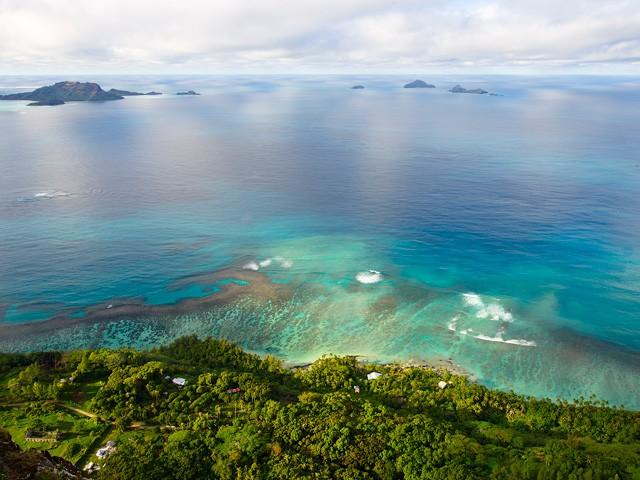 Îles Gambier, le superbe isolement