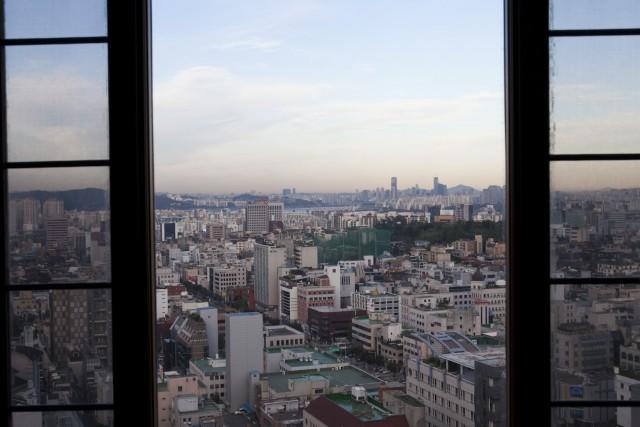 Je vous écris de Corée du Sud