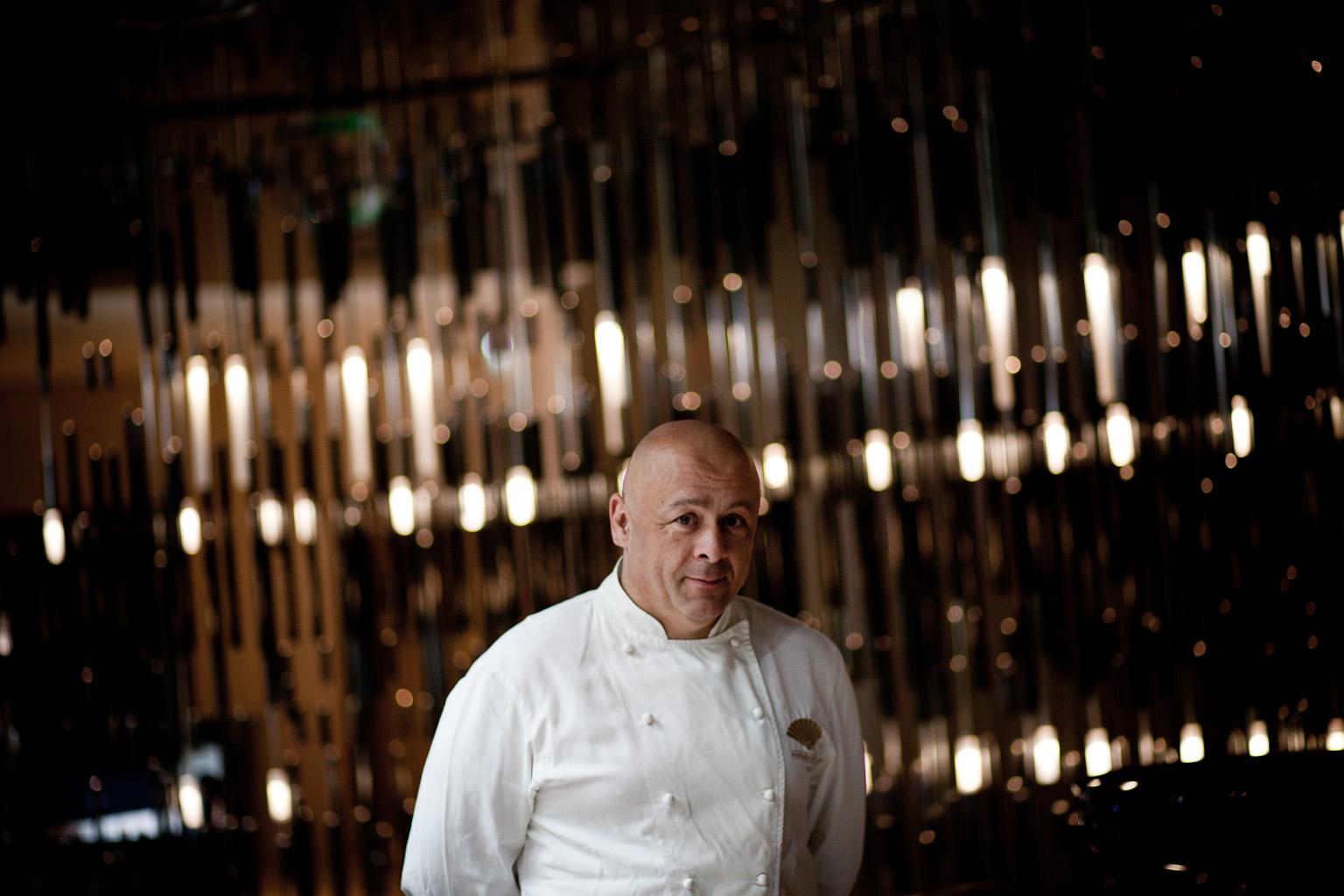 Thierry marx son manifeste du voyage a r magazine for Cuisinier marx