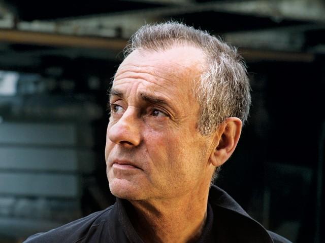 Jean Rolin - Écrivain au pied marin
