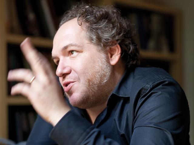 Mathias Énard - Le voyageur immobile