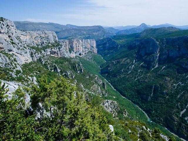 Haute-Provence - La tête en l'air