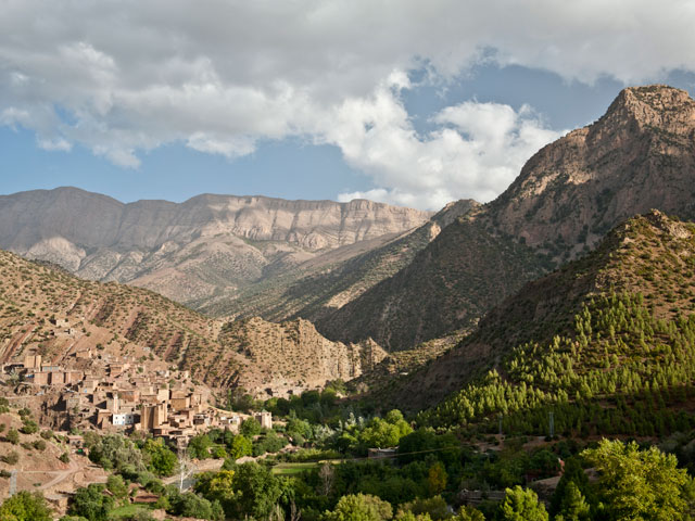 Maroc - La vallée heureuse