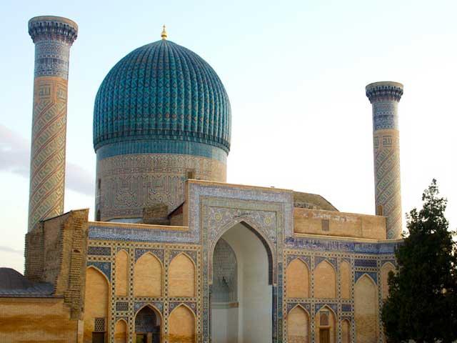 Ouzbékistan - Sur la Route de la soie
