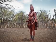 Les rouges collines d'Afrique - Namibie