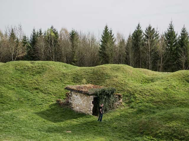 La mémoire et la vie - Verdun