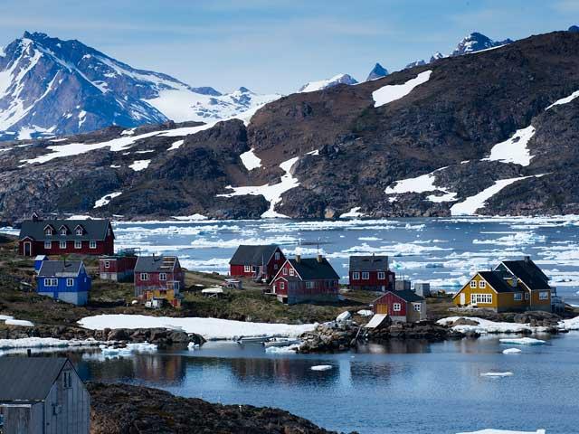 Le doux piège de l'Arctique - Groenland