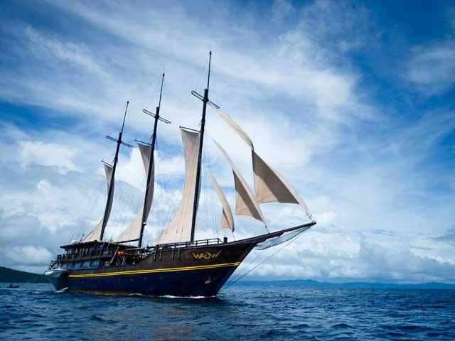 Les trésors du Raja Ampat - Nouvelle-Guinée