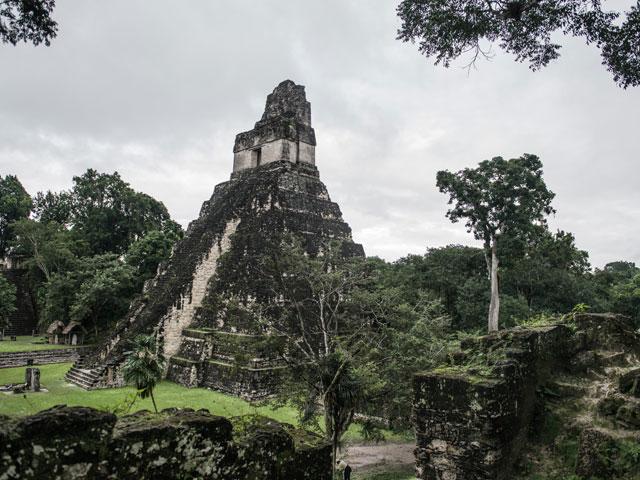 A la recherche du temple perdu - Guatemala