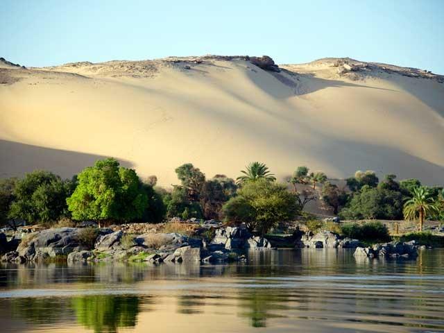 Le Nil sans peur et sans reproche - Egypte