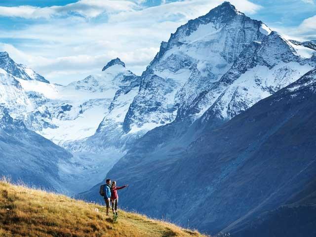 Au pays merveilleux du val d'Anniviers - Suisse / Valais