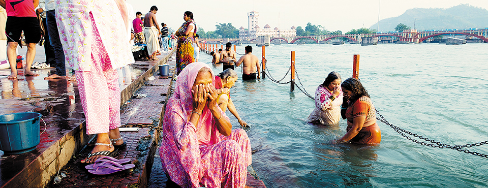 Ganga Aarti de Haridwar