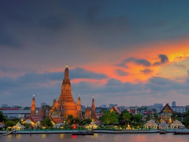 10 bonnes raisons d'aller à Bangkok