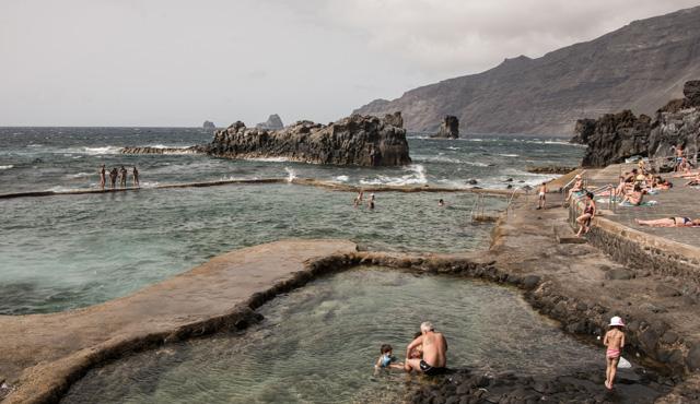 El Hierro - Fille du vent et de la mer