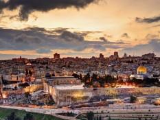 Jerusalem-Skyline