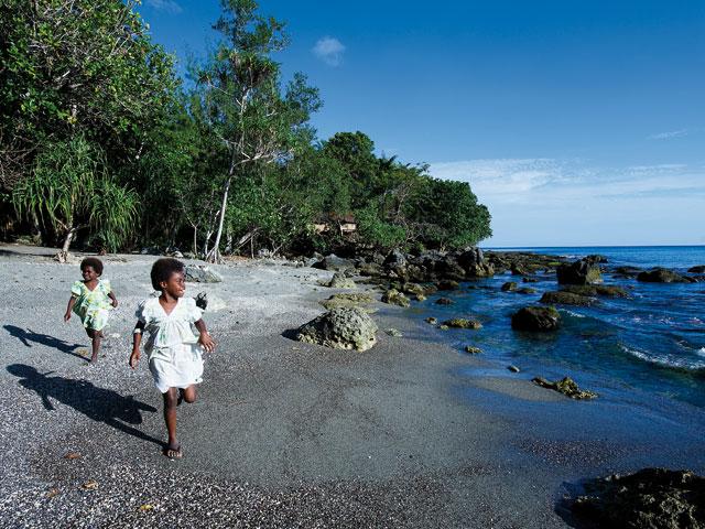 Vanuatu - Entre calme et tempête