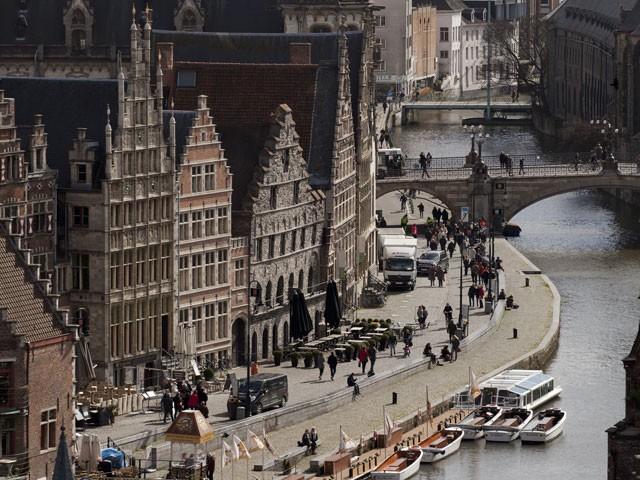 Belgique - Les tentations de Gand