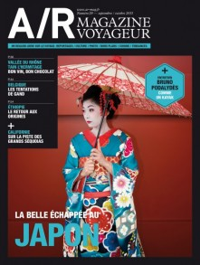 Numéro 29 AR magazine voyageur