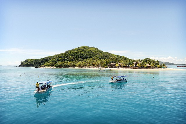 Veni, vidi, Fidji