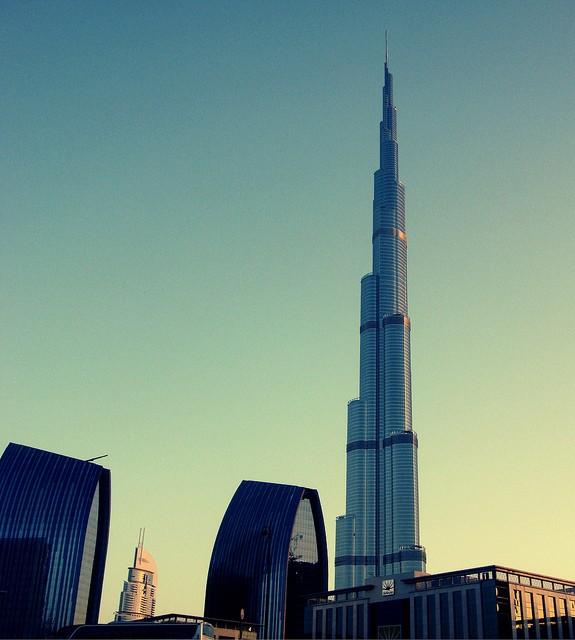 Dubaï : Le tour de la tour