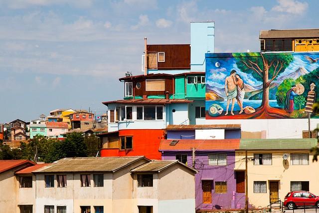 Valparaiso, te quiero mucho – Chili