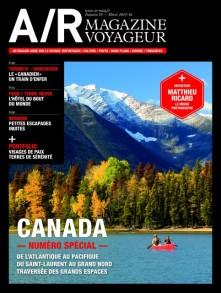 Numéro 30 AR magazine voyageur