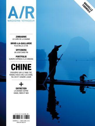 Numéro 31 AR magazine voyageur