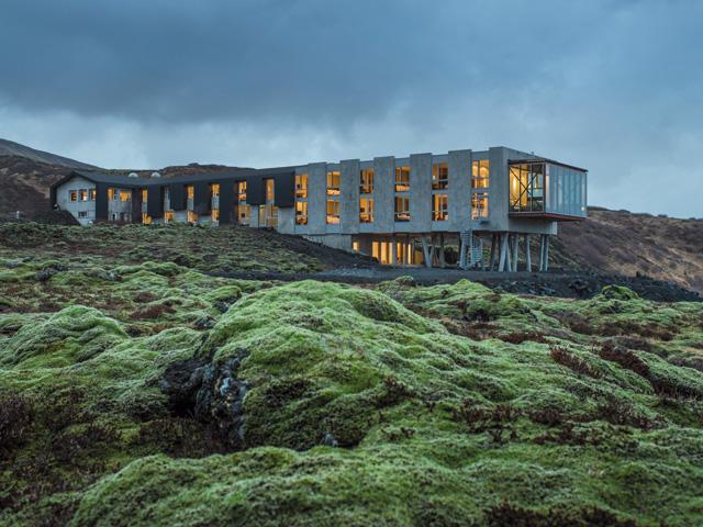 Hôtel ION - Islande