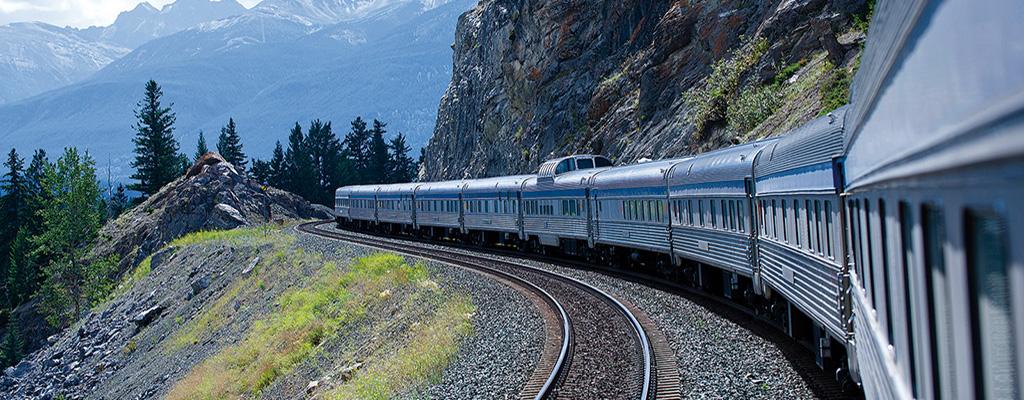 Le « Canadien », un train d'enfer