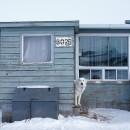 Rues de Kuujjuaq.
