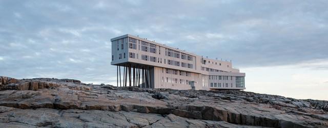 Terre-Neuve – L'hôtel du bout du monde