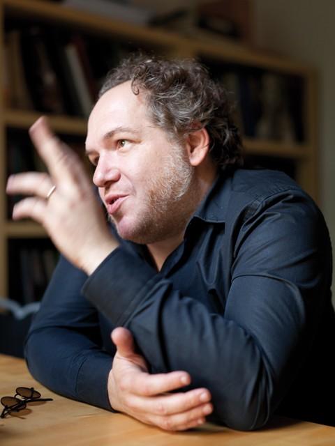 Mathias Énard, le voyageur tranquille