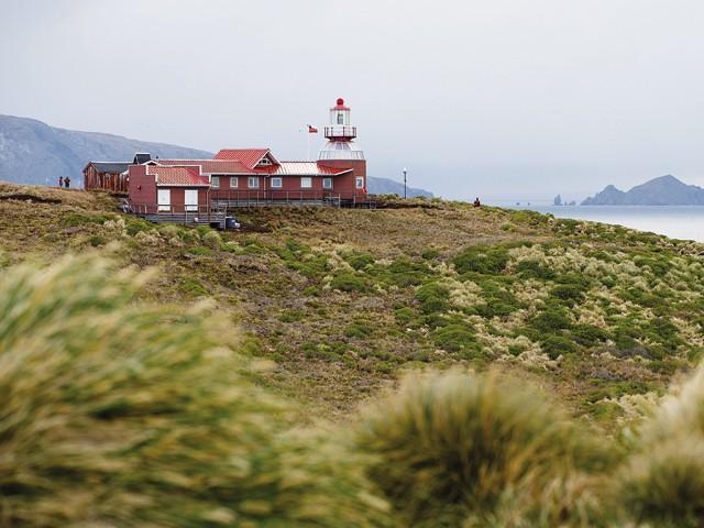 Chili - Cap sur le cap Horn