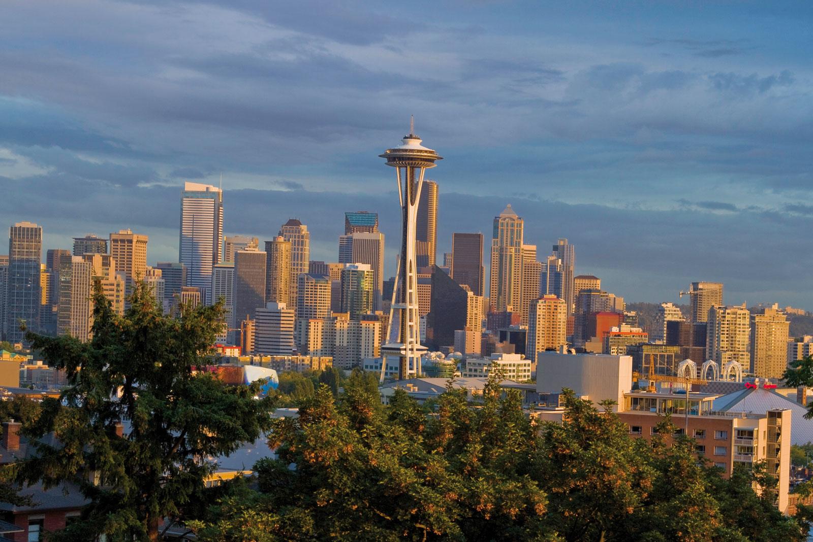 Seattle - le vrai rêve américain