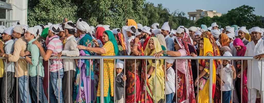 Rajasthan - Les  gardiens de la terre