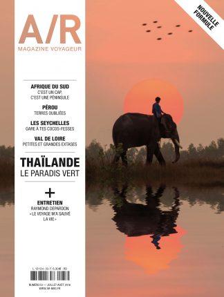 Numéro 33 AR magazine voyageur