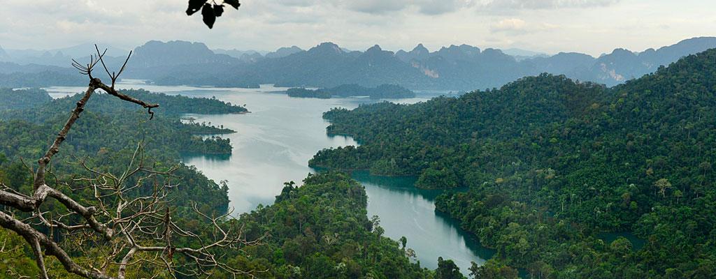 Thaïlande - Le paradis vert