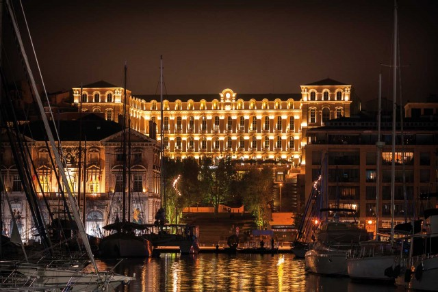 Marseille - Le haut du panier