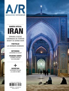 Numéro 34 AR Magazine voyageur