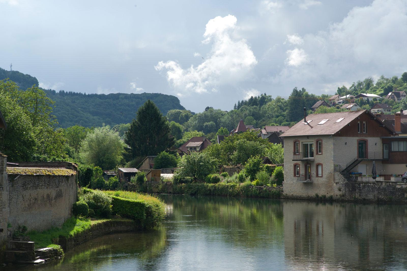 Franche-Comté - Chez Courbet
