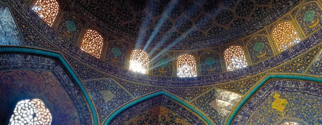 Ispahan la bleue - Iran