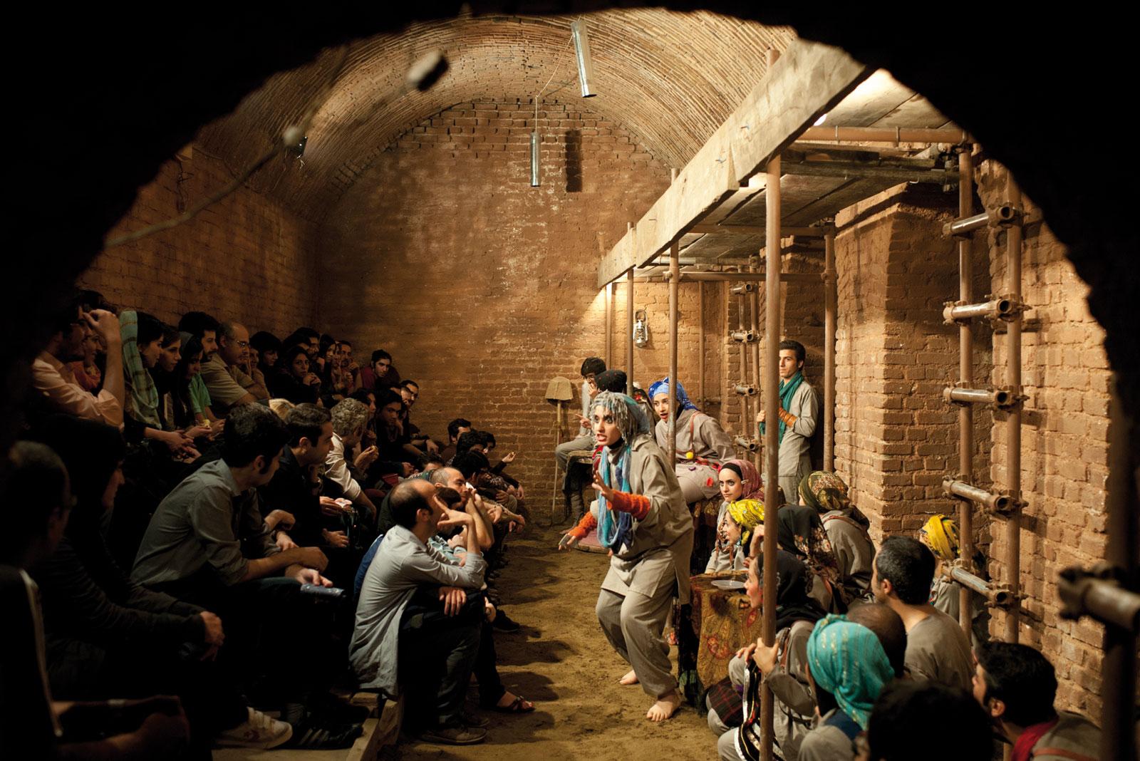 Téhéran - Insolence underground