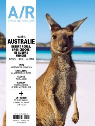 Numéro 35 AR Magazine voyageur